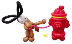 Balloon Dog Balloon Twisting
