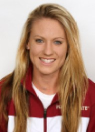 2011 12 FSU Women's Cross Country Team:  Chelsi Woodruff