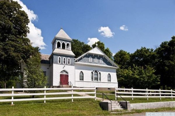 Germantown Antique Methodist Church + Parsonage, $775,000