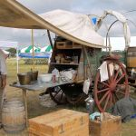 Covered Wagon For Sale Who S Looking For A Decked Out Covered Wagon With Electricity