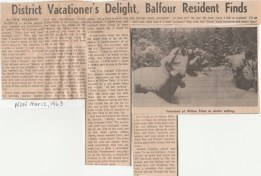 Tourism 1963 NDN - Patsy Ormond files