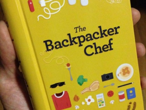 Our Travel Cooking Interview & The Backpacker Chef Cookbook