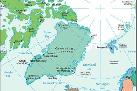 topographic map of greenland » Full HD MAPS Locations - Another ...