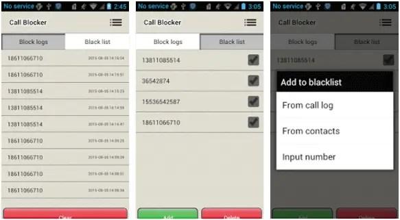Call-Blocker-Android-App