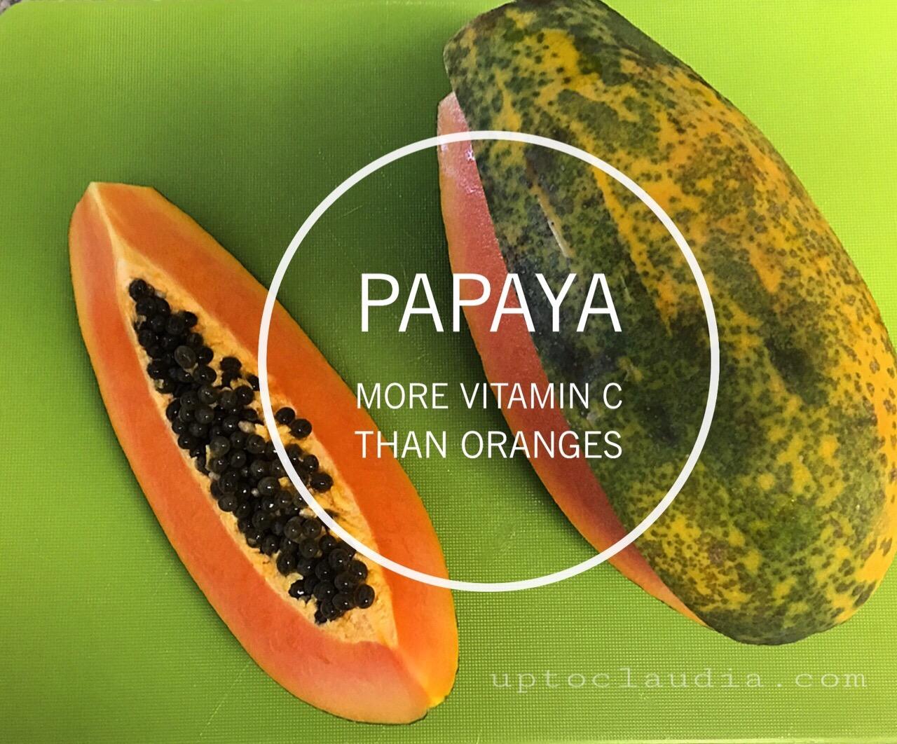 5 wonderful benefits of papaya