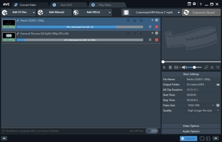 Any Video Converter 7.1.3 Crack + Serial Keygen Download 2022