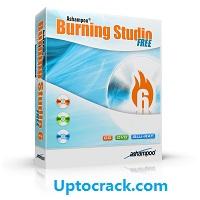 Ashampoo Burning Studio 23.2.58 Crack + Activation Key Download 2022