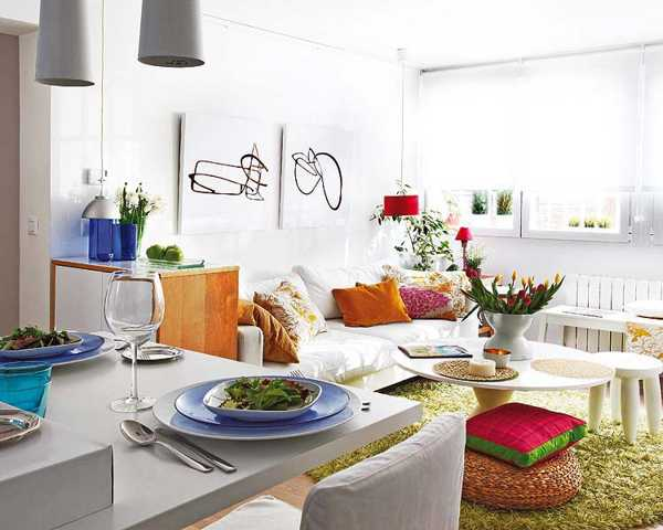 Small Space Decorating Ideas With Renter Friendly Tips