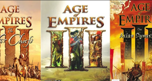 Age Of Empires III Top Full Collection