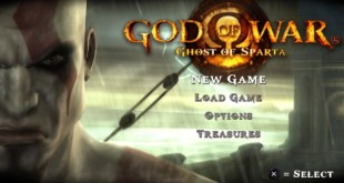 God of War Ghost of Sparta ISO PSP Full Game