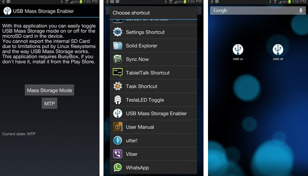 SG USB Mass Storage Enabler Apk