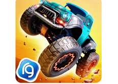 Monster Trucks Racing APK v1.2.3 + Obb