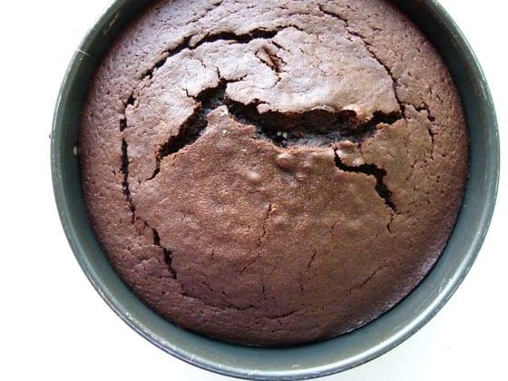 Bolo de Chocolate APLV