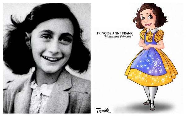 Princesa-Anne-Frank