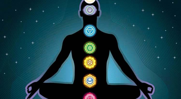 Os 7 chakras, uma viagem pelo Corpo