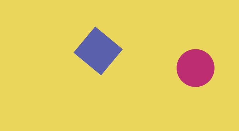Quadrado ou circulo