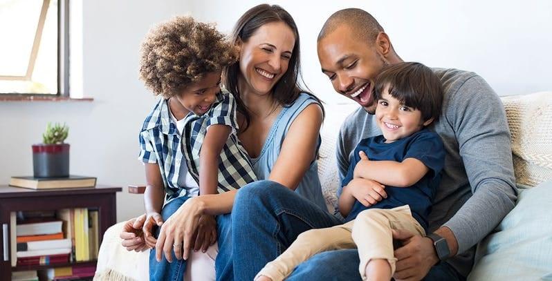 A nossa família é a nossa raíz
