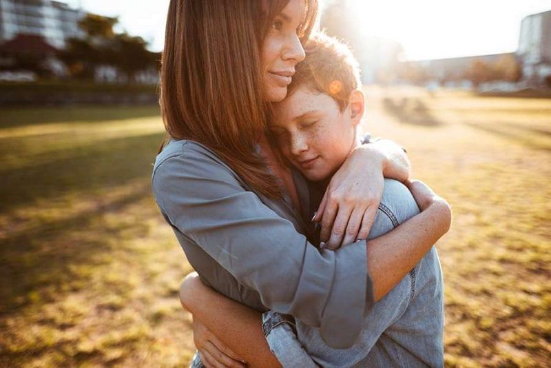 6 coisas que os filhos adolescentes precisam de nós