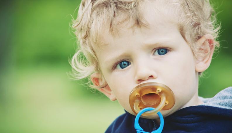 Como escolher a melhor chupeta para o meu filho?