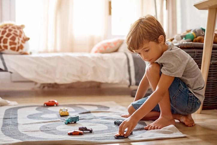 Mudar de casa. Tornar a sua casa perfeita para crianças