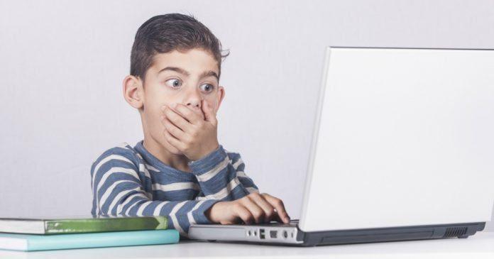 5 conselhos para que as crianças naveguem em segurança na internet