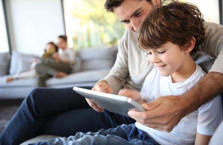 8 dicas para o uso saudável de tecnologias em família