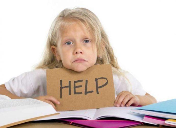 A aprendizagem de uma criança não incide na escola