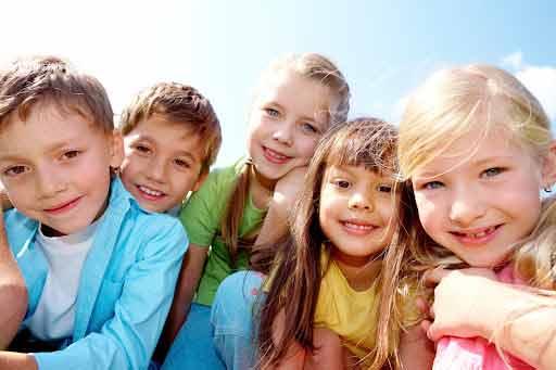 Desenvolver novas competências na criança - 5 jogos tradicionais