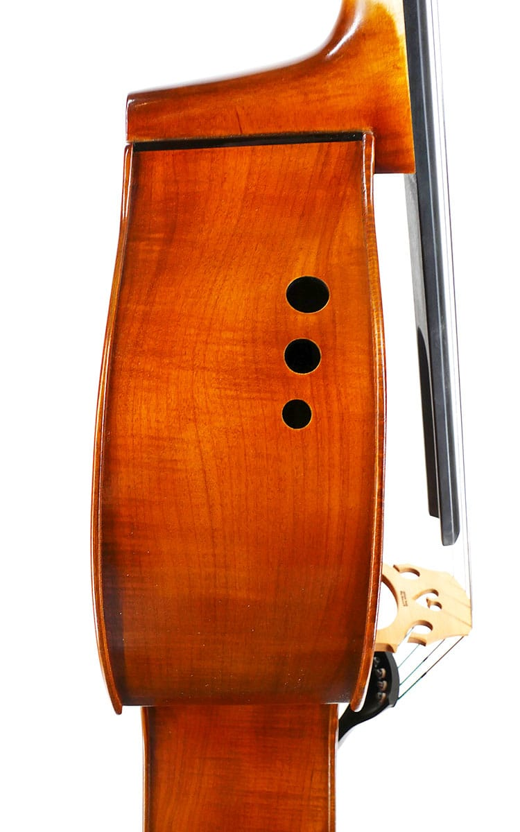 Upton Ergo Double Bass Sound Ports