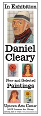 Daniel Cleary imageExhibition