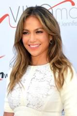 Hairstyles For Long Hair - Jennifer Lopez