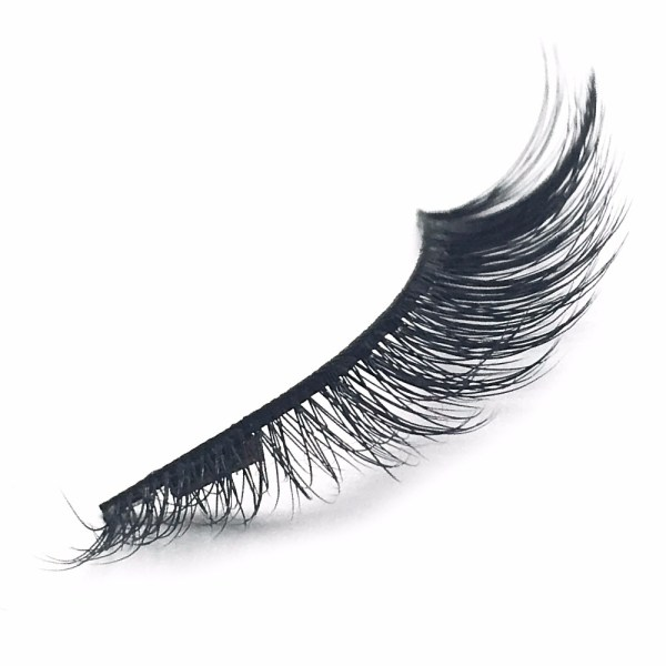 Mink magnetic eyelashes
