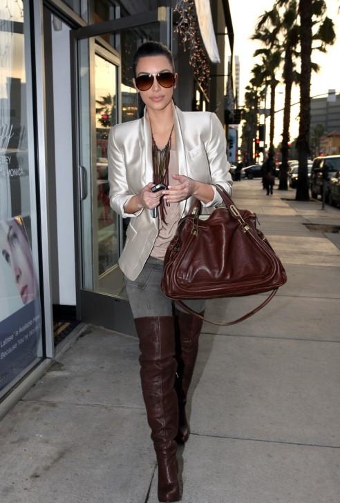 Friday Fashion Crush Kim Kardashian Uptown Urban