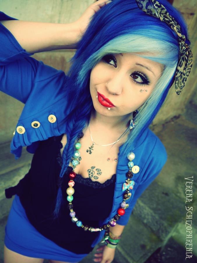 Verena Schizophrenia Thats My Way To Wonderland