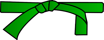 LSS ceinture verte