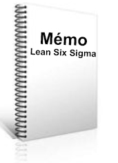 mémo lean six sigma