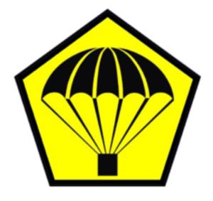 Tacpack parachute logo