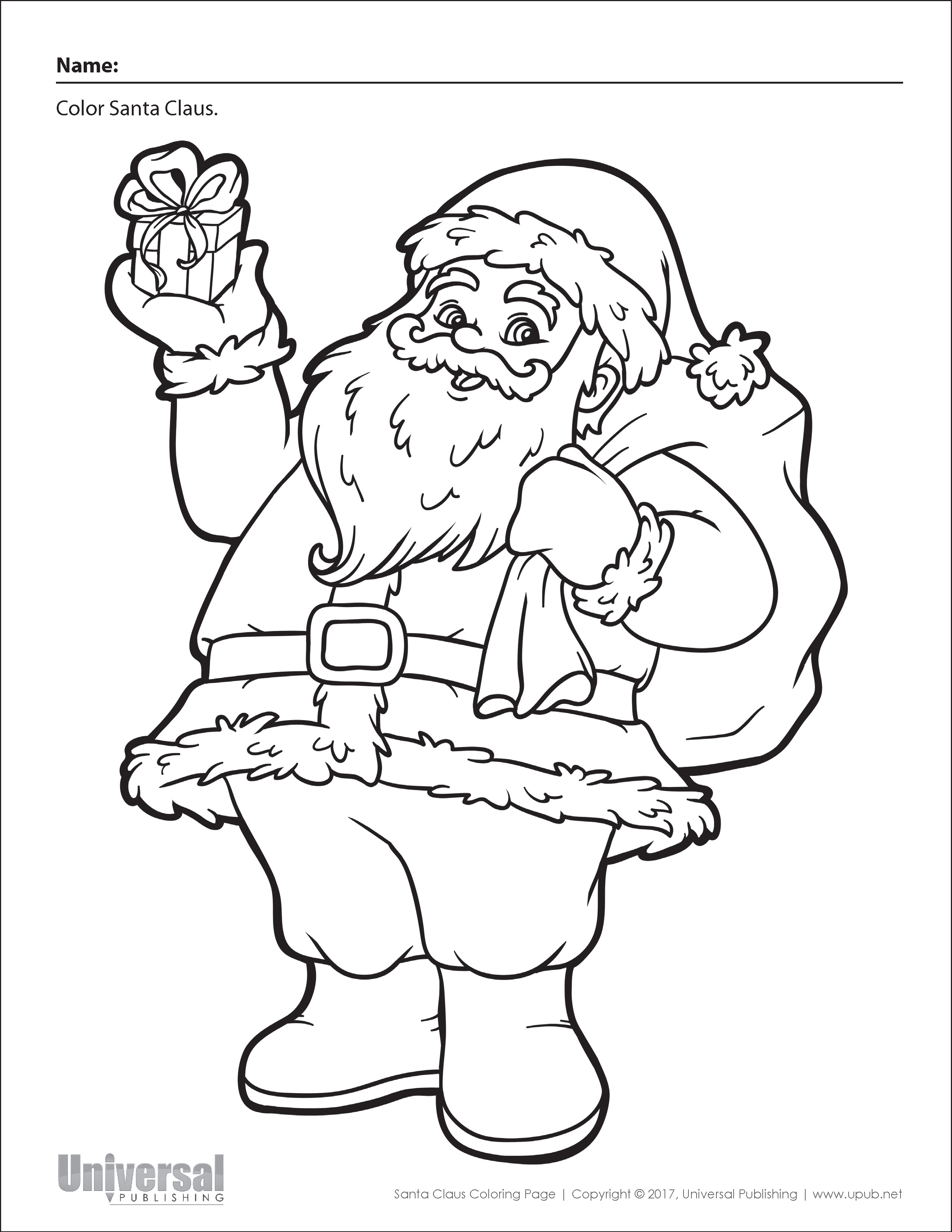 Christmas Activities Free Printables