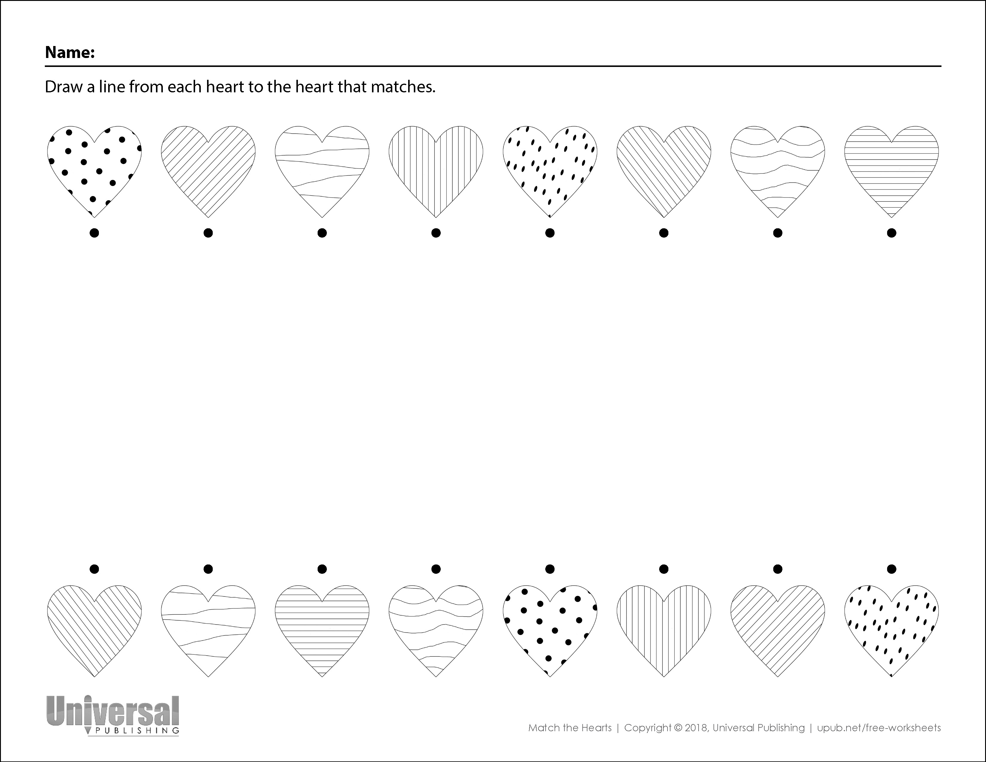 Worksheet On Valentine S Day
