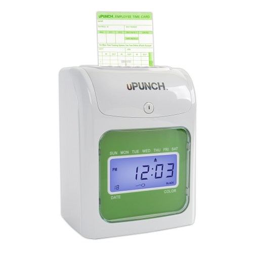 upunch time clock hn 3500