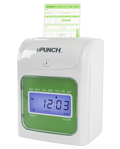 upunch time clock hn 3500