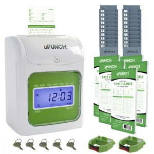 upunch time clock bundle