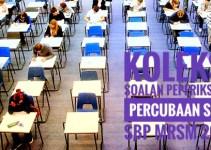 Koleksi Soalan Peperiksaan Percubaan SPM SBP MRSM 2018