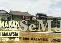 Semakan Keputusan Sekolah Seni Malaysia (SSM) 2019 Online