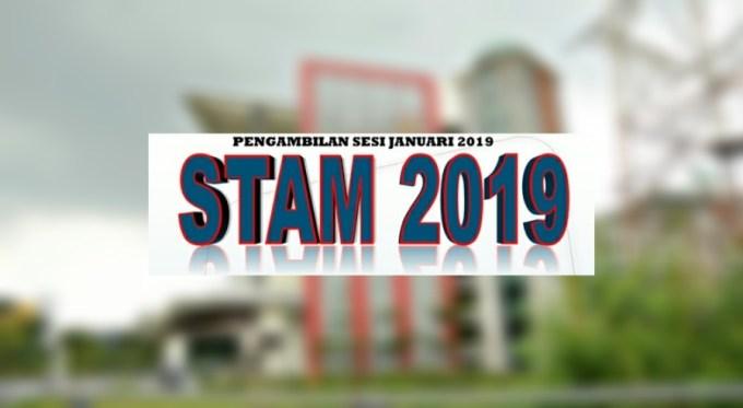 Permohonan STAM 2019 Online (SMA MAIWP)