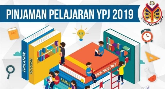 Permohonan Pinjaman Pelajaran YPJ 2019 (Dalam & Luar Negara)