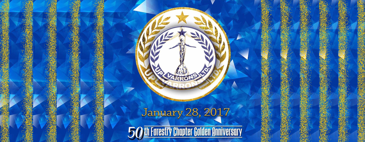 50th Anniversary Forestry Chapter
