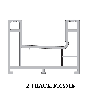 2 Track frame