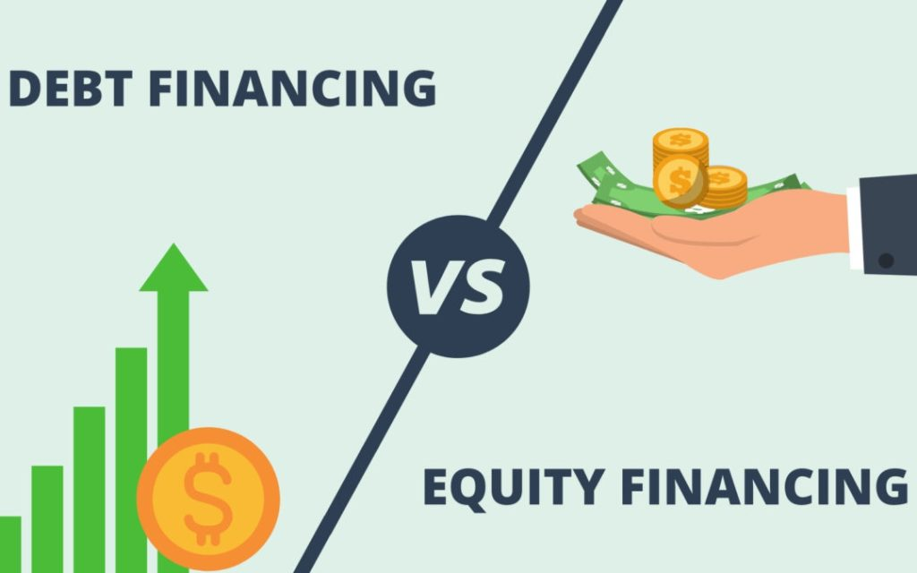 Debt vs Equity financing