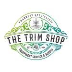 the trim shop logo